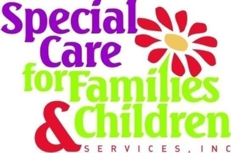 Large special care logo